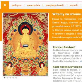 Ogólnopolska strona poświęcona Buddyzmowi